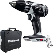 Panasonic 14.4v drill driver with case