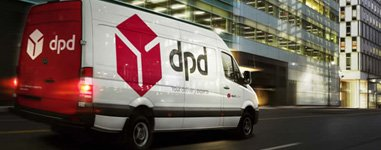DPD delivery is fast and secure