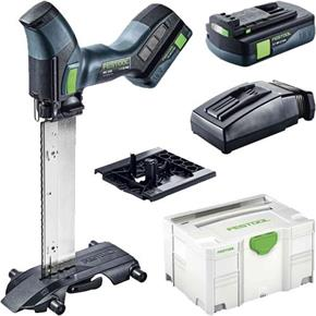 Festool ISC240 18V Insulating-Material Saw (2x 3.1Ah, Systainer)