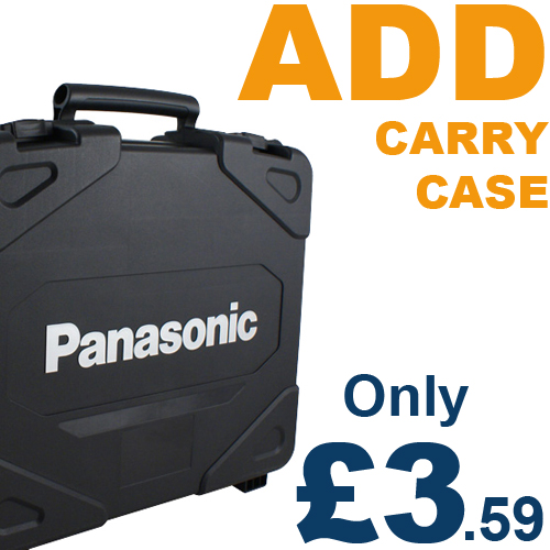 ADD a Carry Case for £3.59