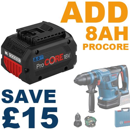 ADD 8Ah ProCore, save £15