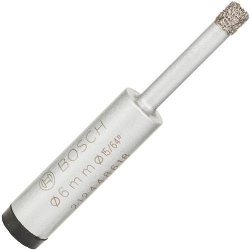 Bosch 6mm Dry Diamond Tile + Glass Drill Bit