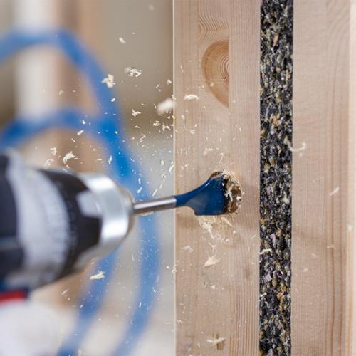 Bosch Wood Flat Bit 6pc Set