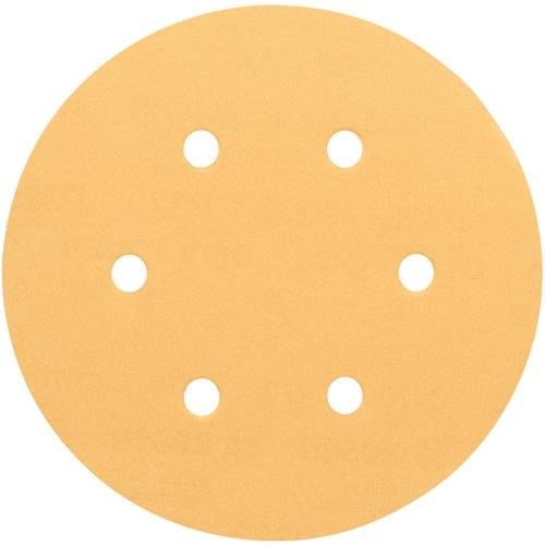 Bosch 40 Grit Wood Sanding Disc 150mm (5pk)