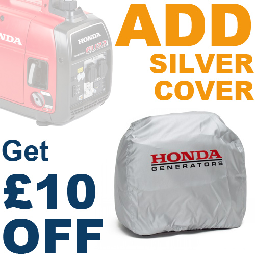 ADD a Silver Cover, get £10 OFF