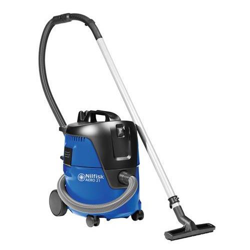 nilfisk aero 21 01 pc wet dry 20 ltr industrial vacuum cleaner 240v. Black Bedroom Furniture Sets. Home Design Ideas
