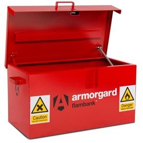 Armorgard FB1 Flambank Van Box