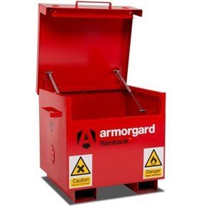 Armorgard FB21 Flambank Site Box