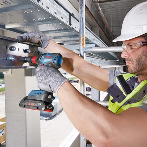 Bosch 4pc 18V Robust Tool Kit (1x 8Ah + 2x 4Ah ProCore)