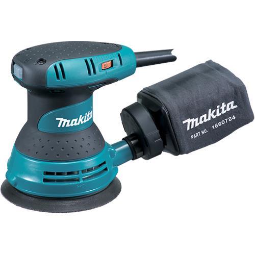 Makita BO5031 300W 125mm Random Orbit Sander