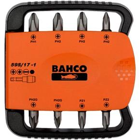 Bahco Screwdriver Bit Set (17pcs)