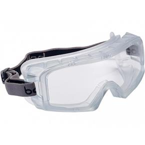 Bolle Coverall Clear Sealed Protective Goggles