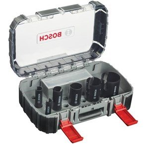 Bosch Multi-Construction Holesaw Set