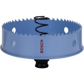 Bosch Sheet Metal Holesaw 102mm