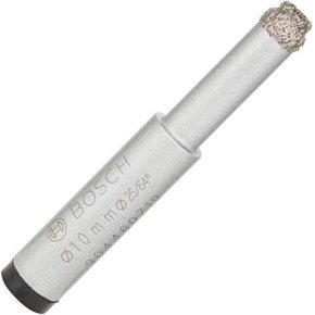 Bosch 10mm Dry Diamond Tile + Glass Drill Bit
