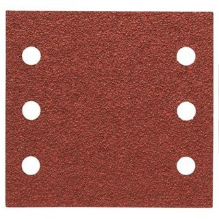 Bosch Velcro Sanding Sheet 115x107x40G (10pc)