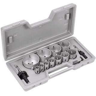 Bosch 14pc Bi-Metal Holesaw Set