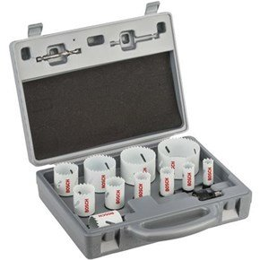 Bosch 14pc Progressor Holesaw Set