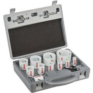 Bosch 14pc Progressor Holesaw Set