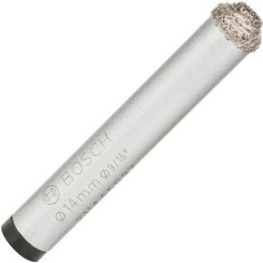 Bosch 14mm Dry Diamond Tile + Glass Drill Bit