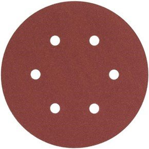 Bosch 100 Grit Wood Sanding Disc 150mm (5pk)