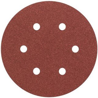 Bosch 120 Grit Expert Wood Sanding Disc 150mm (5pk)