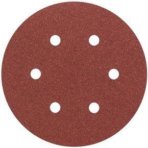 Bosch 120 Grit Expert Wood Sanding Disc 150mm (5pk)