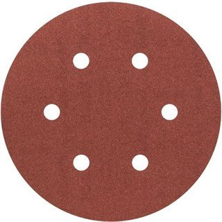 Bosch 180 Grit Expert Wood Sanding Disc 150mm (5pk)