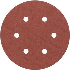 Bosch 240 Grit Expert Wood Sanding Disc 150mm (5pk)