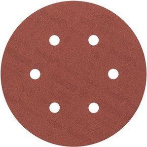 Bosch 240 Grit Expert Wood Sanding Disc 150mm (5pk)