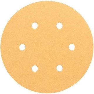 Bosch 60 Grit Wood Sanding Disc 150mm (5pk)