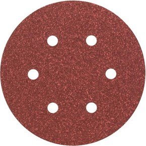 Bosch 60 Grit Expert Wood Sanding Disc 150mm (5pk)