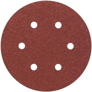 Bosch 80 Grit Expert Wood Sanding Disc 150mm (5pk)