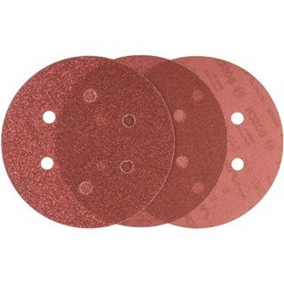Bosch 150mm Wood Sanding Discs (Multi 6pk)