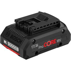 Bosch 18V 4Ah ProCore Battery (Compact, High-Performance)