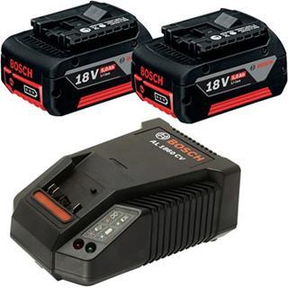 Bosch 18v 5.0Ah Battery Kit