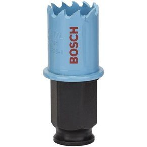 Bosch Sheet Metal Holesaw 22mm