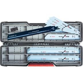 Bosch Sabre Saw Blade Set for Metal (21pcs)