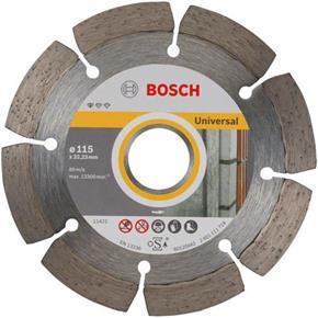 Bosch Universal Diamond Cutting Disc 115mm x 22.23mm