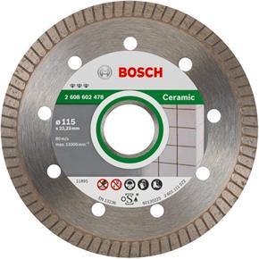 Bosch 'Best for Ceramic' 115mm Diamond Blade
