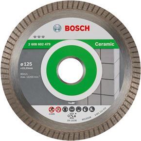 Bosch 'Best for Ceramic' 125mm Diamond Blade