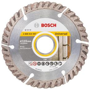 Bosch High-Speed Universal Diamond Cutting Disc 115mm x 22.23mm