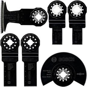 Bosch Starlock Multi-Cutter Blade Set for Wood & Metal (6pcs)