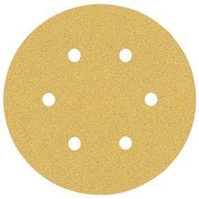 Bosch 120G 150mm Expert Sanding Discs for Wood & Paint (50pk)