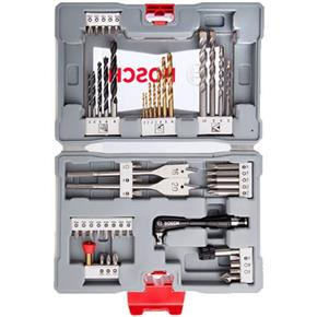 Bosch Premium Mixed Bit Set (49pcs)
