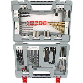 Bosch Premium Mixed Bit Set (76pcs)