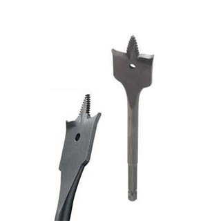 "Bosch 22mm Flat Wood Drill Bit Selfcut 152mm 1//4/"" hex shank 2 608 595 492"