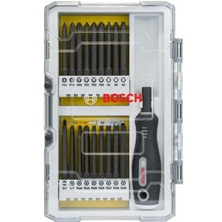 Bosch Screwdriver Bit Set (37 Pieces)