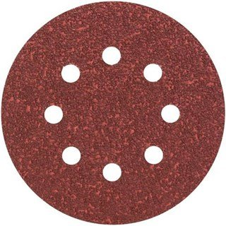 Bosch 40 Grit Expert Wood Sanding Disc 125mm (5pk)
