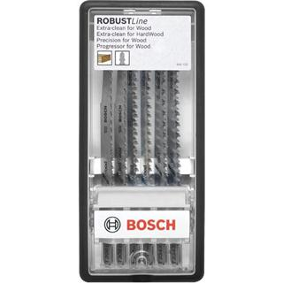 Bosch Jigsaw Blade Set for Wood (6 Pieces)